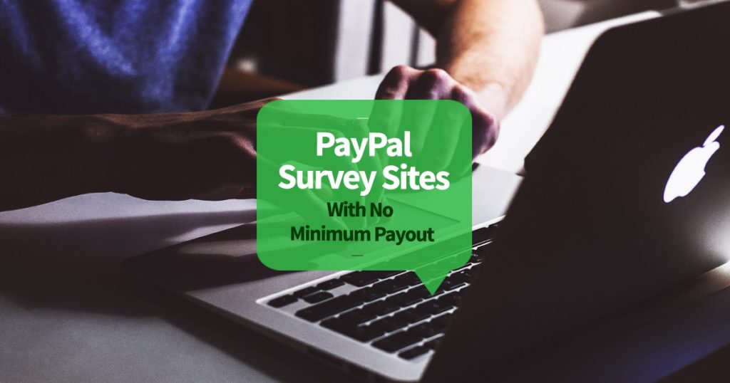 How to Earn Paypal Money no minimum Payout