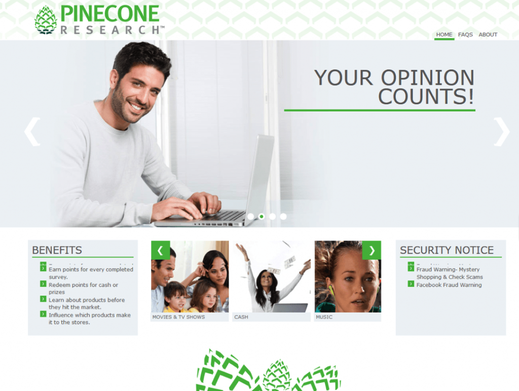 pinecone research reviews